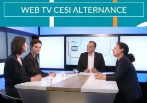 La Web TV de CESI Alternance