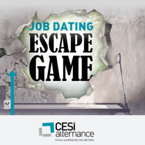JOB DATING en partenariat avec Challenge The Room