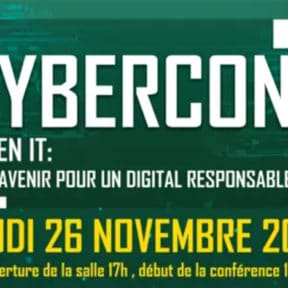Cyberconf GREEN IT: quel avenir pour un digital responsable ?